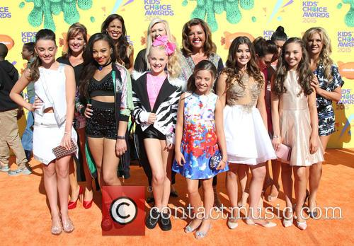 Abby Lee Miller and Dance Moms Cast 4