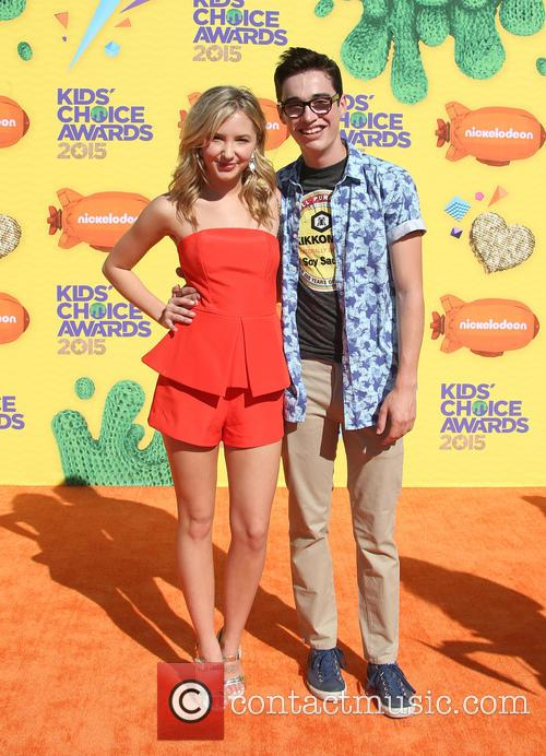 Audrey Whitby and Joey Bragg 5