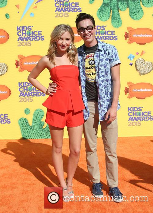 Audrey Whitby and Joey Bragg 6