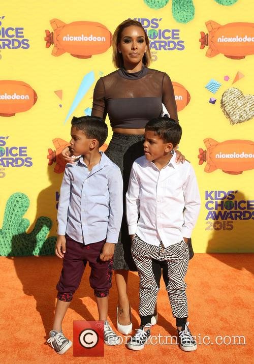 Gloria Govan, Carter Kelly Barnes and Isaiah Michael Barnes 2