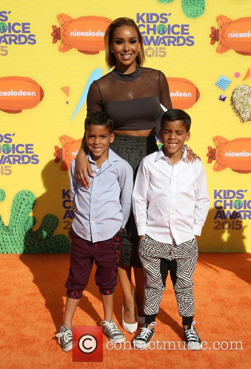 Gloria Govan, Carter Kelly Barnes and Isaiah Michael Barnes 1