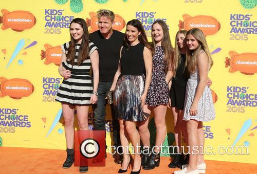 Gordon Ramsay and Family 2