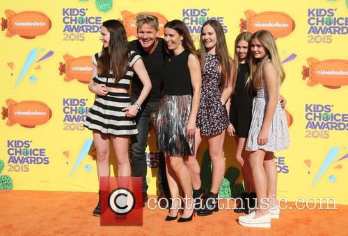 Gordon Ramsay and Family 3