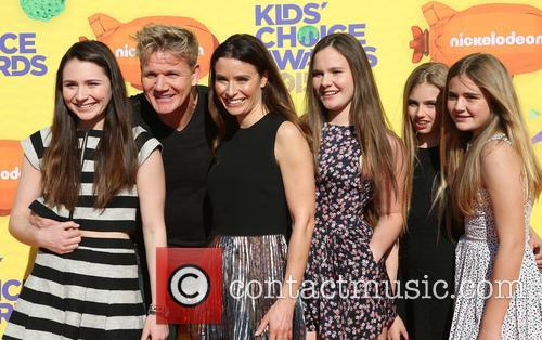 Gordon Ramsay and Family 4
