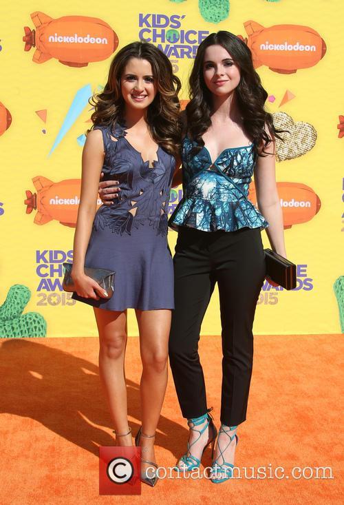 Laura Marano and Vanessa Marano 7