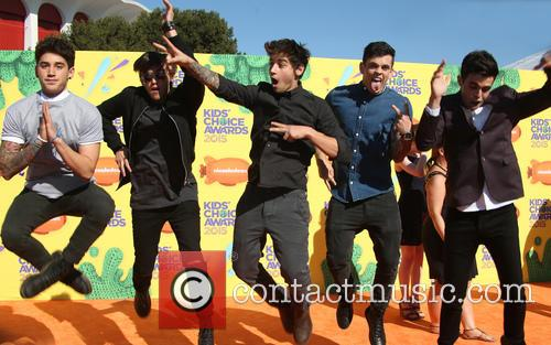 Luke Brooks, Beau Brooks, Jai Brooks, Daniel Sahyounie, James Yammouni and The Janoskians 1