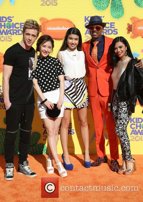 Nick Cannon and Guests 4