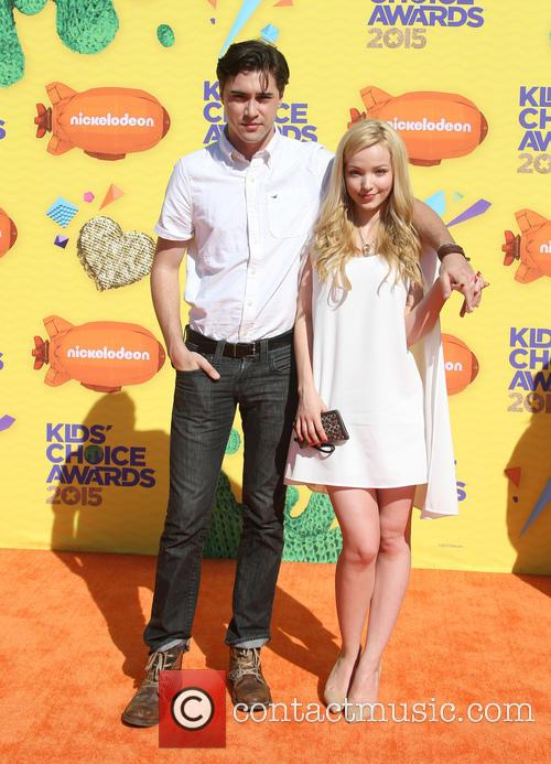 Ryan Mccartan and Dove Cameron 1