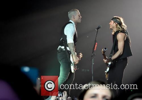 Matt Willis and Dougie Poynter 3