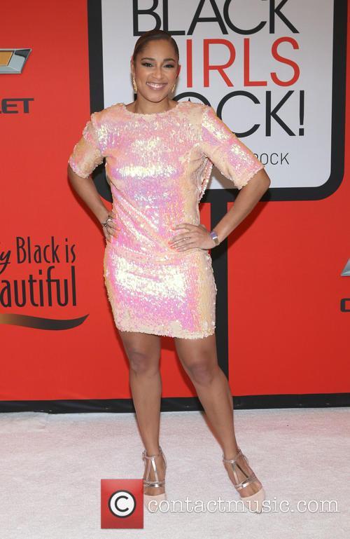 BET's 'Black Girls Rock!' - Arrivals