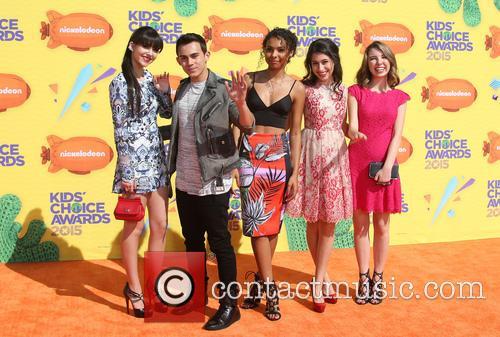 Elizabeth Elias, Tyler Alvarez, Denisea Wilson, Zoey Burger and Autumn Wendel 3