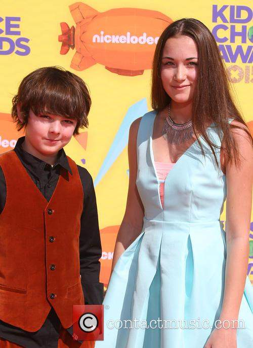 Max Charles and Angelina Wahler 1