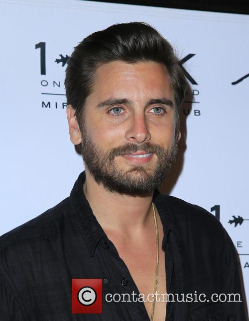Scott Disick Host at 1 Oak