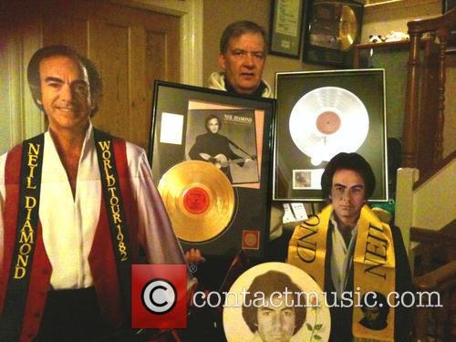 Neil Diamond and Ian Graham 4