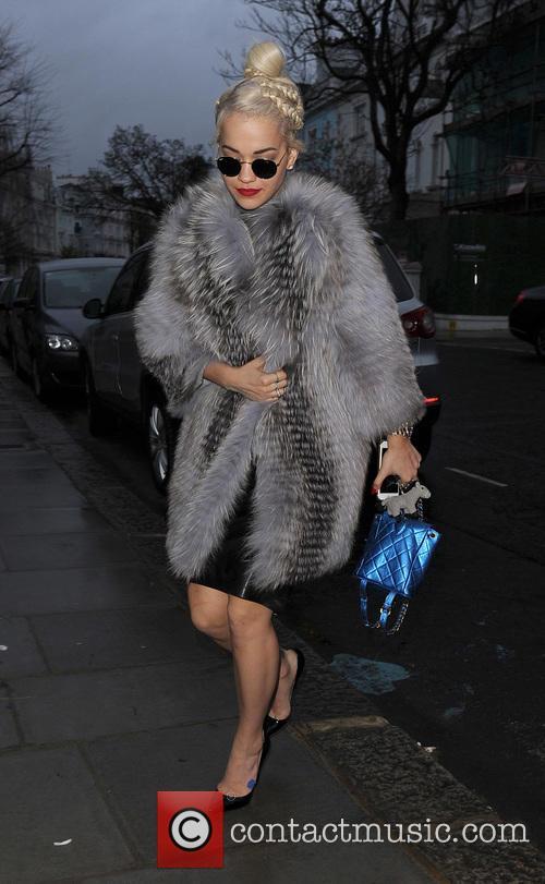 Rita Ora celebrates her boyfriend Ricky Hilfiger's 25th...
