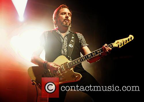 Scott Holliday and Rival Sons 3