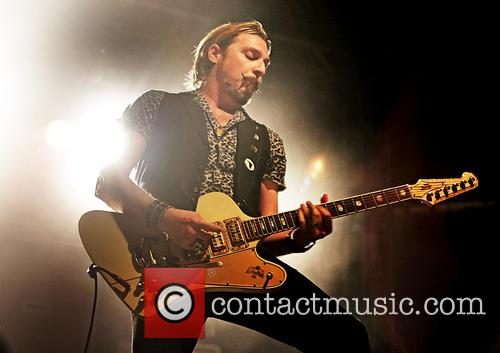 Scott Holliday and Rival Sons 4