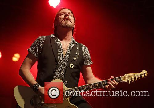 Scott Holliday and Rival Sons 9