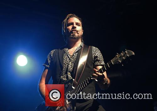 Scott Holliday and Rival Sons 1