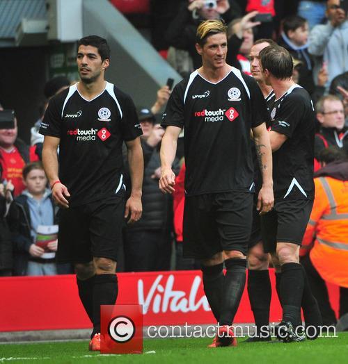 Fernando Torres and Luis Suarez 2