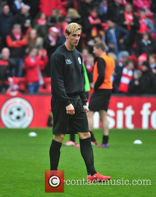 Steven Gerrard and Fernando Torres 7