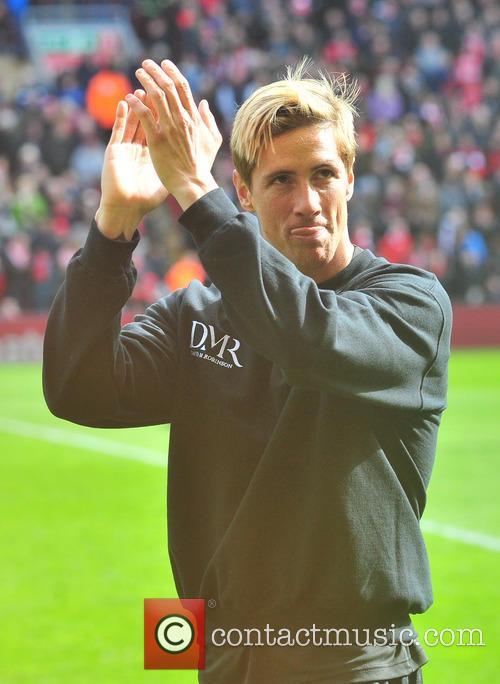 Steven Gerrard and Fernando Torres 1