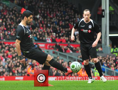 Luis Suarez and Charlie Adam 3