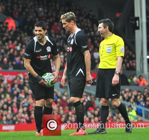 Luis Suarez and Fernando Torres 2