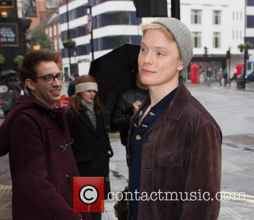 Freddie Fox and Kevin Mchale 6