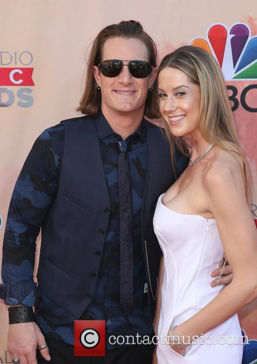 Tyler Hubbard, Hayley Stommel and Florida Georgia Line 1