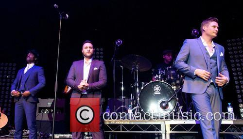Simon Webbe, Antony Costa and Lee Ryan 3