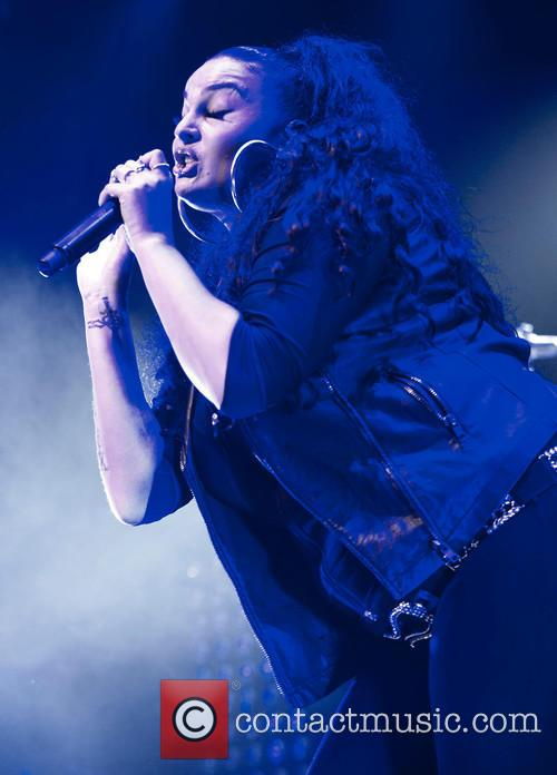 Monica Michael performs live at The Roundhouse