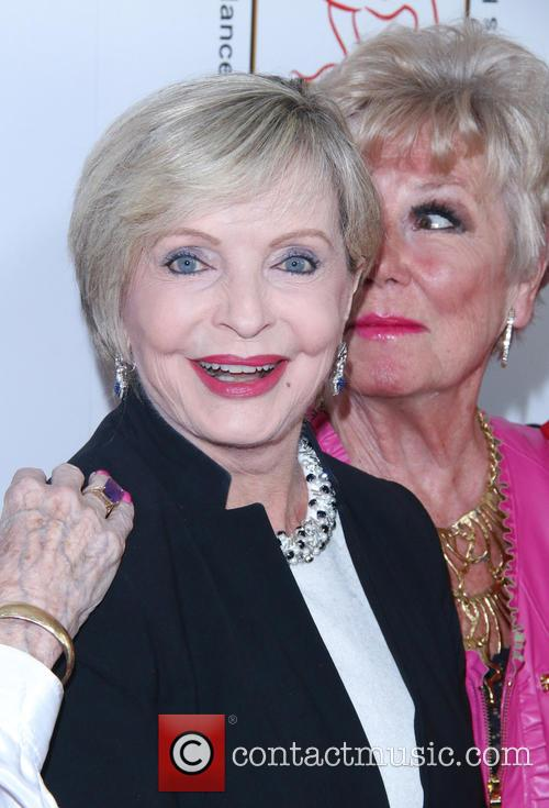 Florence Henderson and Mitzi Gaynor 2