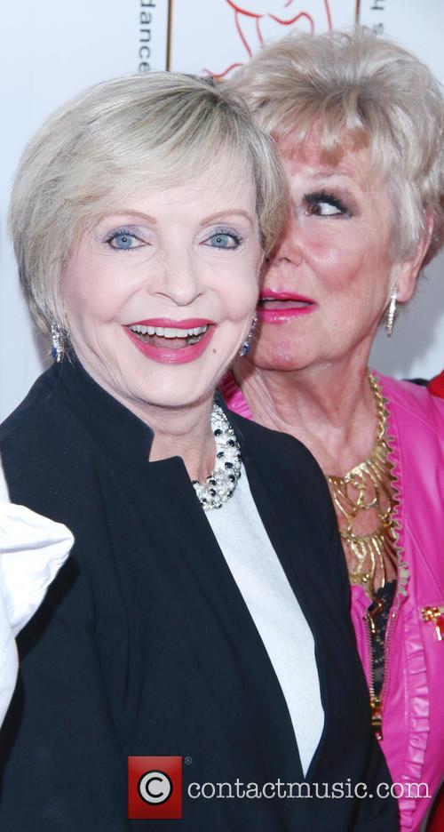 Florence Henderson and Mitzi Gaynor 1