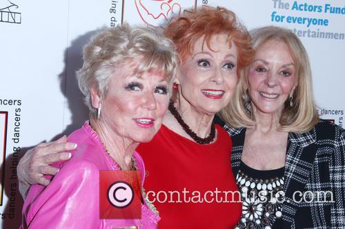 Mitzi Gaynor, Carol Lawrence and Joni Berry 2