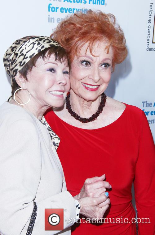 Neile Adams and Carol Lawrence 4