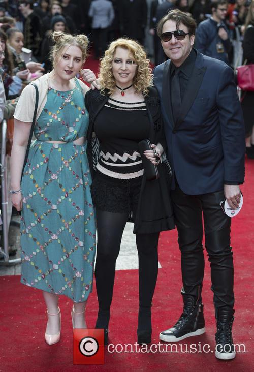 Honey Kinney Ross, Jane Goldman and Jonathan Ross 3