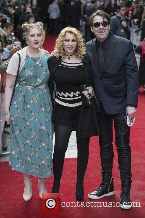 Honey Kinney Ross, Jane Goldman and Jonathan Ross 4