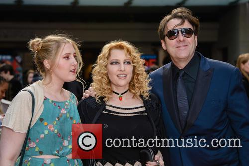 Honey Kinney Ross, Jane Goldman and Jonathon Ross 5