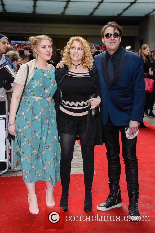 Honey Kinney Ross, Jane Goldman and Jonathon Ross 6