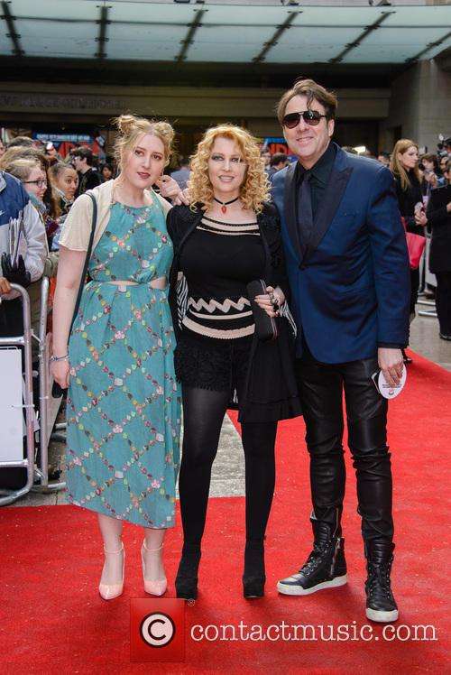 Honey Kinney Ross, Jane Goldman and Jonathon Ross 7
