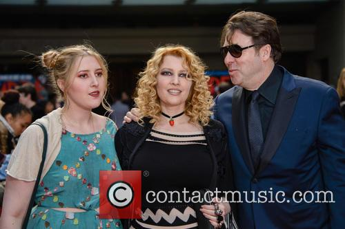Honey Kinney Ross, Jane Goldman and Jonathon Ross