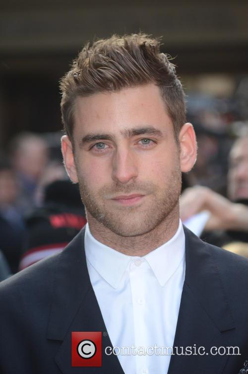 Oliver Jackson-Cohen - A host of stars were snapped on the red carpet ...