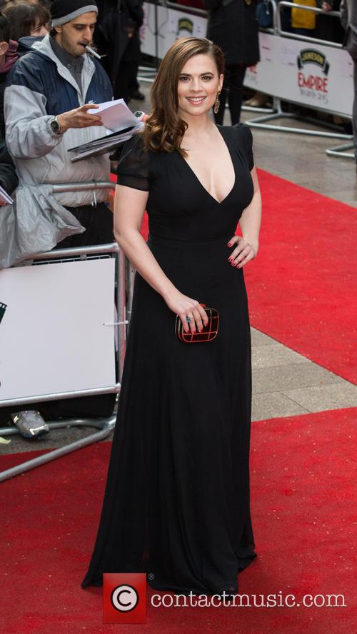 Hayley Atwell 3