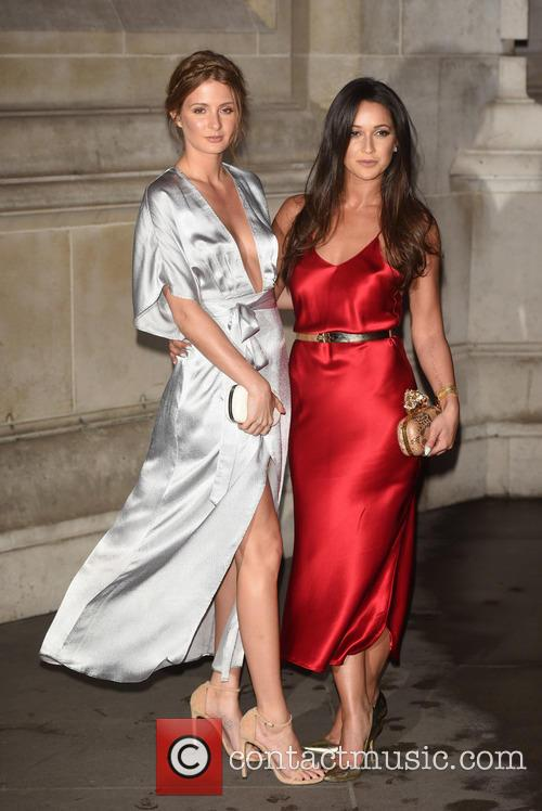 Roxie Nafousi and Millie Mackintosh 3
