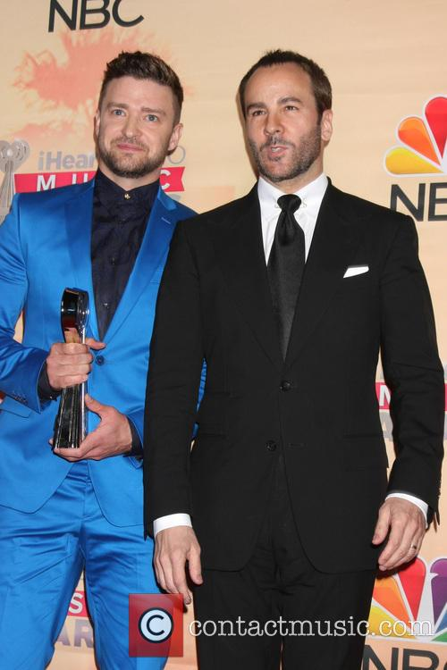 Justin Timberlake and Tom Ford 3