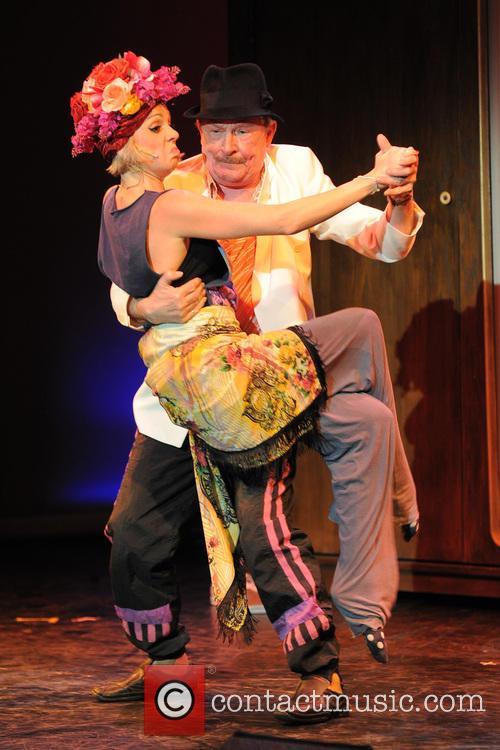 Helmut Baumann and Sarah Bowden 8