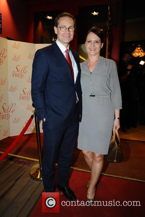 Michael Mueller and And Wife Claudia Mueller 2