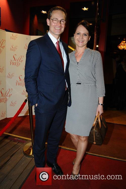 Michael Mueller and Wife Claudia Mueller 3