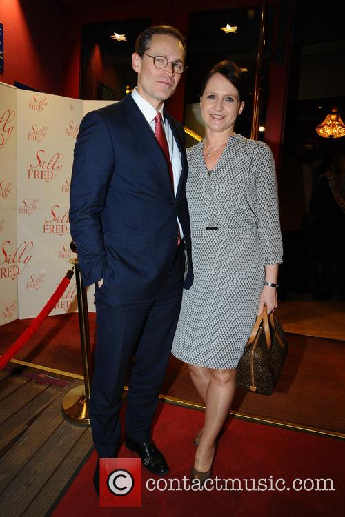 Michael Mueller and Wife Claudia Mueller 4